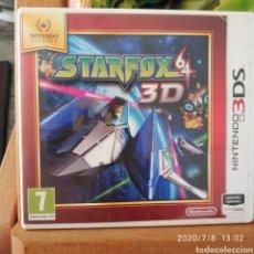 Videojuegos y Consolas: STARFOX STAR FOX 64 3D. Lote 213860776