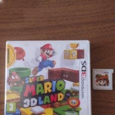 Videojuegos y Consolas: NINTENDO 3DS SUPER MARIO 3D LAND. Lote 213893780