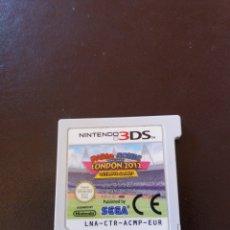 Videojuegos y Consolas: NINTENDO 3DS MARIO SONIC LONDON 2012 OLIMPIC GAME. Lote 214914310