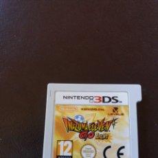 Videojuegos y Consolas: NINTENDO 3DS INAZUMA ELEVEN GO LIGHT. Lote 214914426