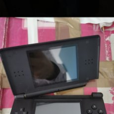 Videojuegos y Consolas: NINTENDO DS LITE NEGRO. Lote 219269632