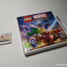 Videojuegos y Consolas: LEGO MARVEL - SUPER HEROES ( NINTENDO 2DS - 3DS - PAL - ESPAÑA). Lote 219369335
