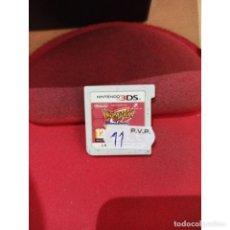 Videojuegos y Consolas: INAZUMA ELEVEN GO LLAMARADA CARTUCHO (3DS) - SEMINUEVO. Lote 221604911