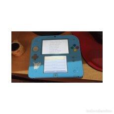 Videojuegos y Consolas: NINTENDO 2DS EDICION POKEMON - SEMINUEVO. Lote 221604937