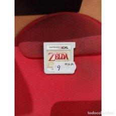 Videojuegos y Consolas: THE LEGEND OF ZELDA OCARINA CARTUCHO (3DS) - SEMINUEVO. Lote 221604963