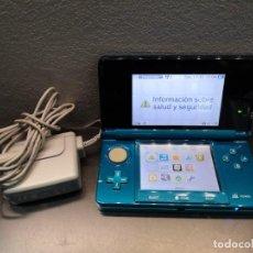 Videojuegos y Consolas: CONSOLA NINTENDO 3DS ZAFIRO. Lote 221784243