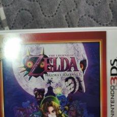 Videojuegos y Consolas: NINTENDO 3DS THE LEGEND OF ZELDA MAJORA'S MASK. Lote 221907170