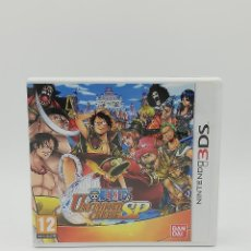 Videojuegos y Consolas: ONE PIECE UNLIMITED CRUISE SP NINTENDO 3DS. Lote 221959686