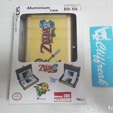 Videojuegos y Consolas: COFRE ZELDA 3DS PRECINTADO NINTENDO 3DS. Lote 222414027