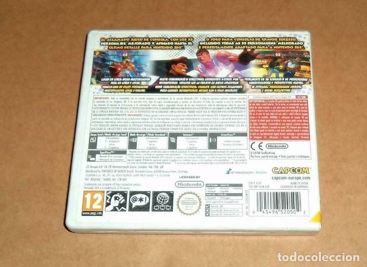 Videojuegos y Consolas: Super Street Fighter IV 3D Edition para Nintendo 3DS, Pal - Foto 2 - 223647431