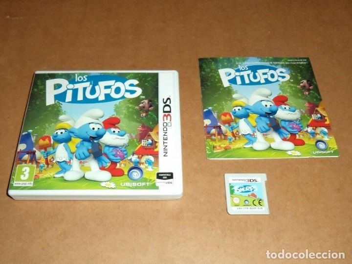 PITUFOS PARA NINTENDO 3DS, PAL (Juguetes - Videojuegos y Consolas - Nintendo - 3DS)
