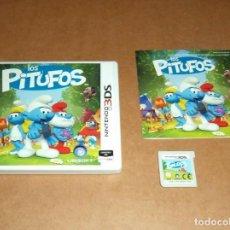 Videojuegos y Consolas: PITUFOS PARA NINTENDO 3DS, PAL. Lote 223647698
