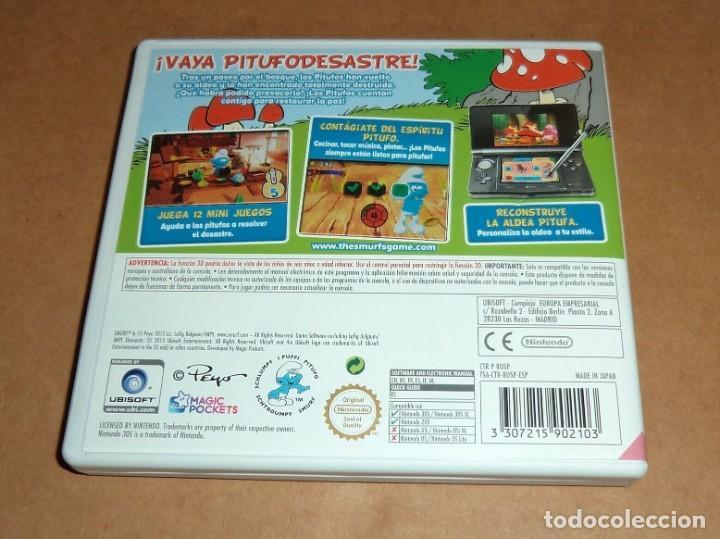 Videojuegos y Consolas: Pitufos para Nintendo 3DS, Pal - Foto 2 - 223647698