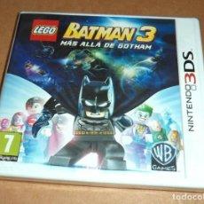 Videojuegos y Consolas: LEGO BATMAN 3, A ESTRENAR PARA NINTENDO 3DS, PAL. Lote 223970671