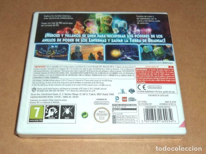Videojuegos y Consolas: Lego Batman 3, a estrenar para Nintendo 3DS, Pal - Foto 2 - 223970671