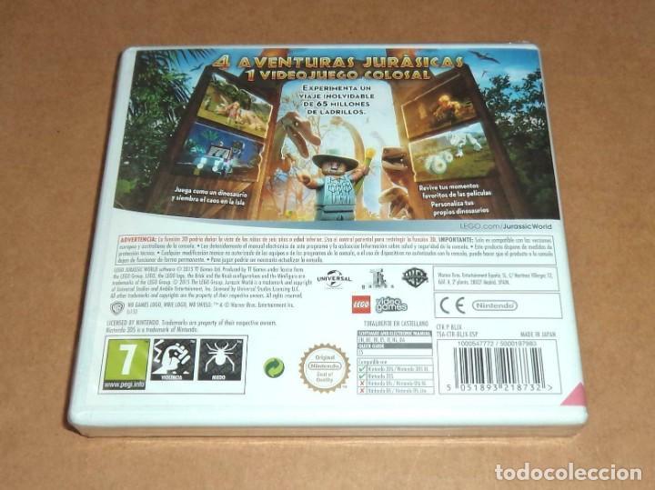 Videojuegos y Consolas: Lego Jurassic World , a estrenar para Nintendo 3DS, Pal - Foto 2 - 223970765