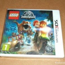 Videojuegos y Consolas: LEGO JURASSIC WORLD , A ESTRENAR PARA NINTENDO 3DS, PAL. Lote 223970765