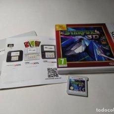 Videojuegos y Consolas: STAR FOX 64 - 3D (NINTENDO 3DS - 2DS - PAL - ESP). Lote 223988956