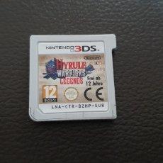 Videojuegos y Consolas: JUEGO NINTENDO 3DS HYRULE WARRIORS LEGENDS. Lote 224362955