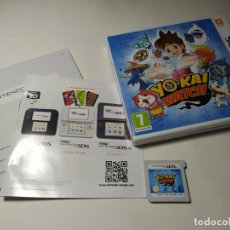 Videojuegos y Consolas: YO - KAI WATCH ( NINTENDO 2DS - 3DS - PAL - ESP). Lote 225507580