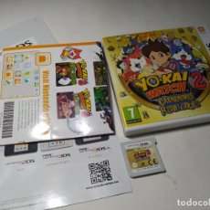 Videojuegos y Consolas: YO - KAI WATCH 2 - CARNANIMAS ( NINTENDO 2DS - 3DS - PAL - ESP). Lote 225507615