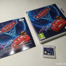 Videojuegos y Consolas: CARS 2 ( NINTENDO 2DS - 3DS - PAL - ESP). Lote 225507780