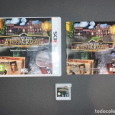 Jeux Vidéo et Consoles: VIDEOJUEGO NINTENDO 3DS SECRET MYSTERIES IN AMSTERDAM COMPLETO CON CAJA PAL. Lote 225709810