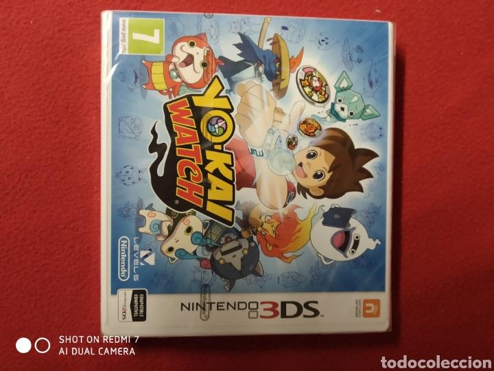 YO-KAI WATCH (Juguetes - Videojuegos y Consolas - Nintendo - 3DS)