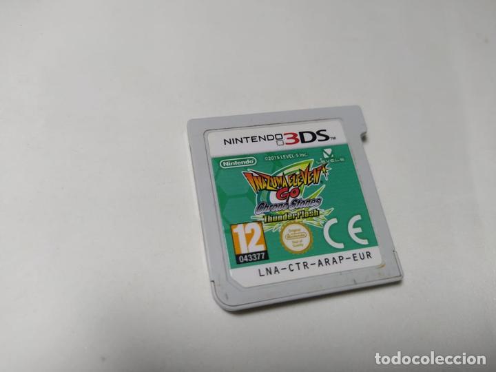 INAZUMA ELEVEN GO CHRONO RAYO CELESTE ( NINTENDO 2DS - 3DS - PAL -ESP ) SOLO EL CARTUCHO! (Juguetes - Videojuegos y Consolas - Nintendo - 3DS)
