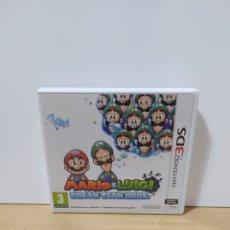 Videogiochi e Consoli: NINTENDO 3DS MARIO & LUIGI DREAM TEAM BROS CAJA ESTUCHE NO INCLUYE JUEGO INCLUYE FOLLETOS VER FOTO. Lote 228966705