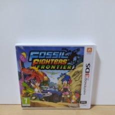 Videogiochi e Consoli: NINTENDO 3DS FOSSIL FIGHTERS FRONTIER CAJA ESTUCHE NO INCLUYE JUEGO INCLUYE FOLLETOS VER FOTO. Lote 228967622