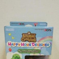 Videojuegos y Consolas: V- ANIMAL CROSSING HAPPY HOME DESIGNER 3DS JUEGO PRECINTADO!. Lote 229572675