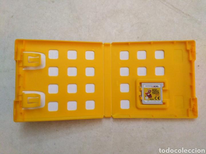 Videojuegos y Consolas: Súper Mario maker 3DS - Foto 3 - 231381285