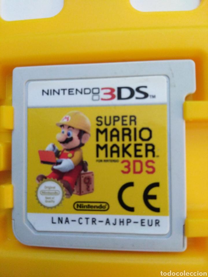 Videojuegos y Consolas: Súper Mario maker 3DS - Foto 4 - 231381285