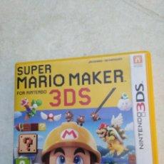 Videojuegos y Consolas: SÚPER MARIO MAKER 3DS. Lote 231381285