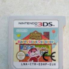 Videojuegos y Consolas: JUEGO NINTENDO 3DS ( HAPPY HOME DESIGNER ). Lote 231381990