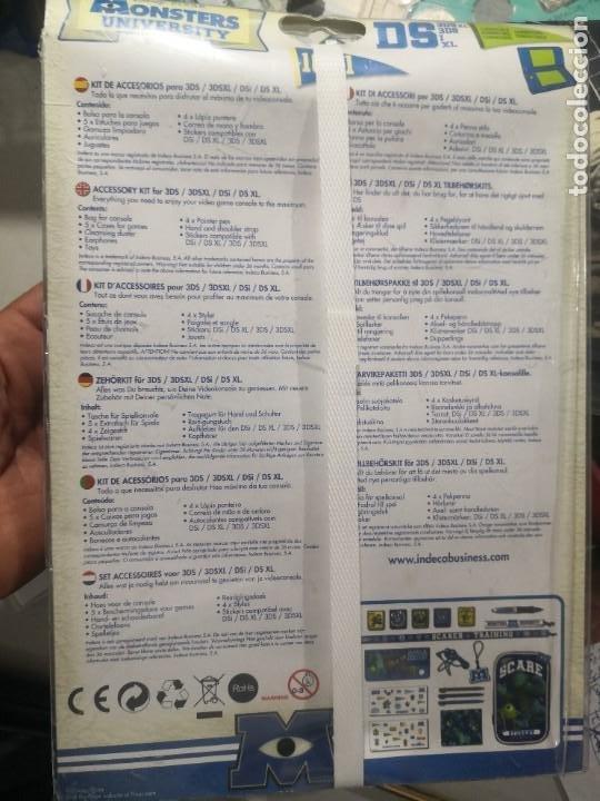 Videojuegos y Consolas: Kit de accesorios planes DUSTY compatible con Nintendo 3DS XL, 3DS,ETC - Foto 2 - 231438595