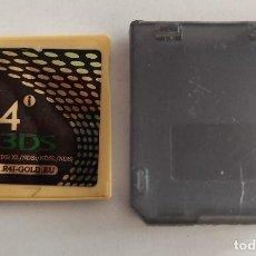 Videojuegos y Consolas: JUEGO DE NINTENDO 3DS , R4 FOR 3DS, CON FUNDA. Lote 233413150
