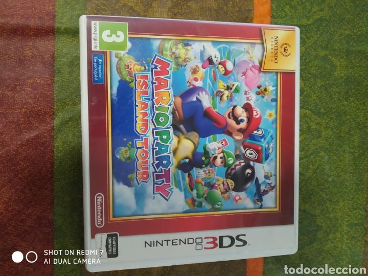 MARIO PARTY ISLAND TOUR (Juguetes - Videojuegos y Consolas - Nintendo - 3DS)