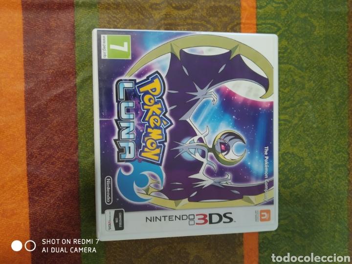 POKEMON LUNA (Juguetes - Videojuegos y Consolas - Nintendo - 3DS)