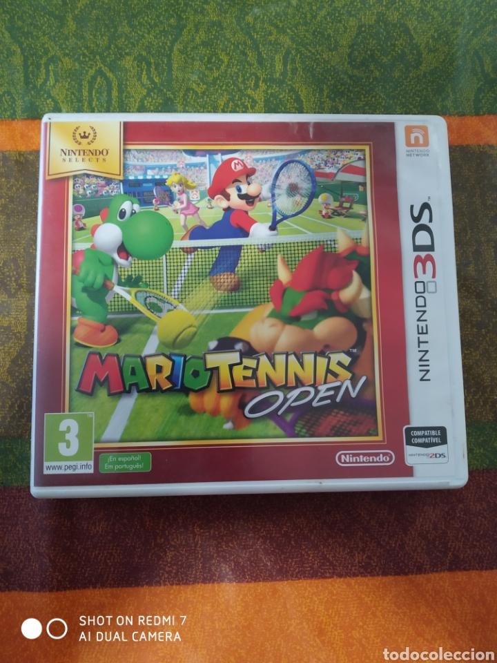 MARIO TENNIS (Juguetes - Videojuegos y Consolas - Nintendo - 3DS)