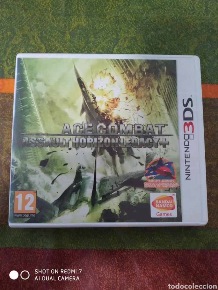 ACE COMBAT (Juguetes - Videojuegos y Consolas - Nintendo - 3DS)