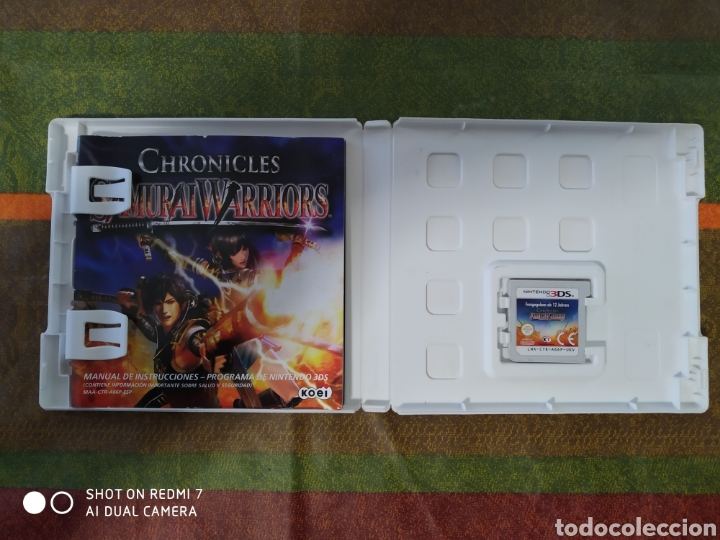 Videojuegos y Consolas: CHRONICLES SAMURAI WARRIORS - Foto 2 - 234654325