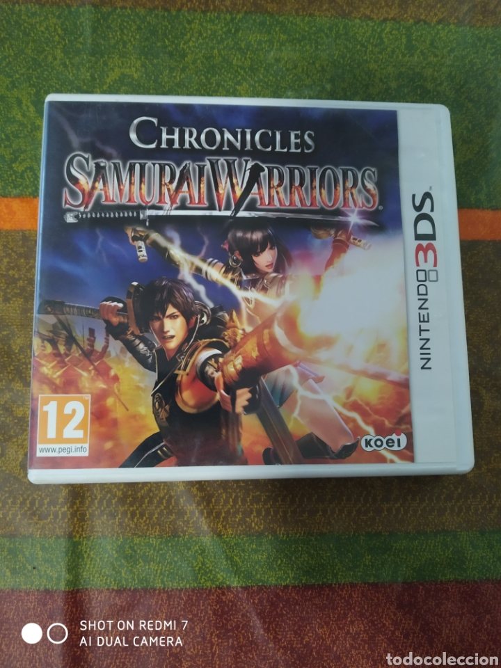 CHRONICLES SAMURAI WARRIORS (Juguetes - Videojuegos y Consolas - Nintendo - 3DS)