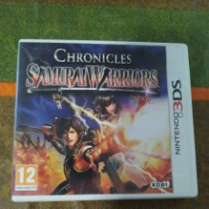 Videojuegos y Consolas: CHRONICLES SAMURAI WARRIORS. Lote 234654325