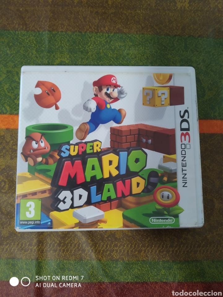 SUPER MARIO 3D LAND (Juguetes - Videojuegos y Consolas - Nintendo - 3DS)