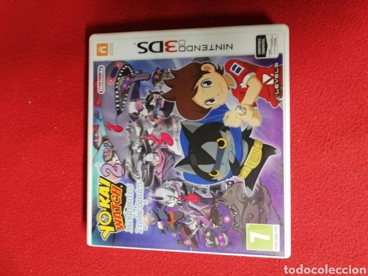 YO-KAI WATCH 2 (Juguetes - Videojuegos y Consolas - Nintendo - 3DS)