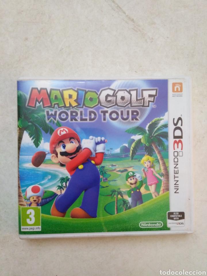 MARIO GOLF WORLD TOUR ( NINTENDO 3DS ) (Juguetes - Videojuegos y Consolas - Nintendo - 3DS)
