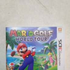 Videojuegos y Consolas: MARIO GOLF WORLD TOUR ( NINTENDO 3DS ). Lote 235581740