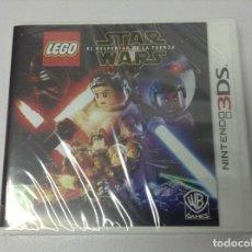 Videojuegos y Consolas: LEGO STAR WARS EL DESPERTAR DE LA FUERZA. Lote 236240185